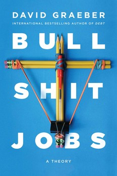Cover of Bullshit Jobs