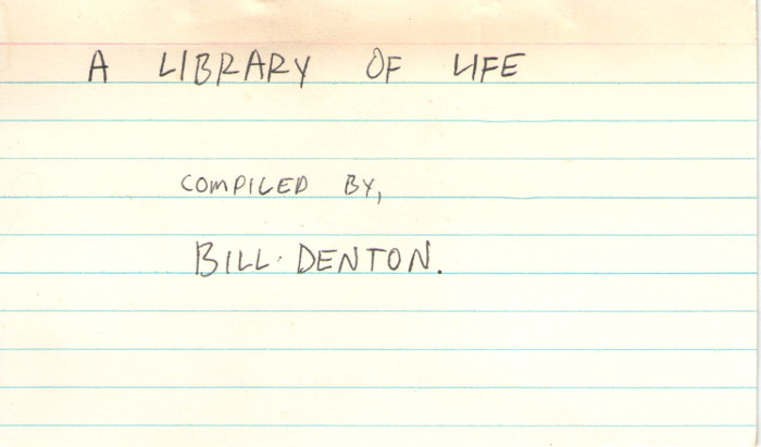 Game of Life title card