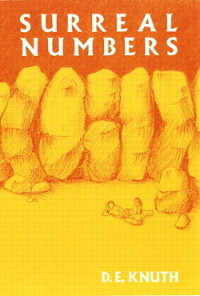 Cover of Knuth's Surreal Numbers