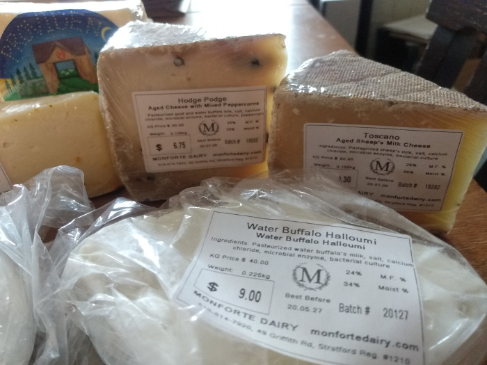 Monforte Dairy Cheese