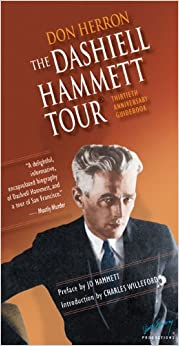 The Dashiell Hammett Tour cover